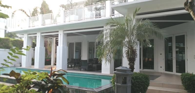 Palm Oasis villa