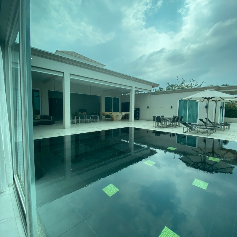Pool Villa with Stunning View for Sale in East Pattaya