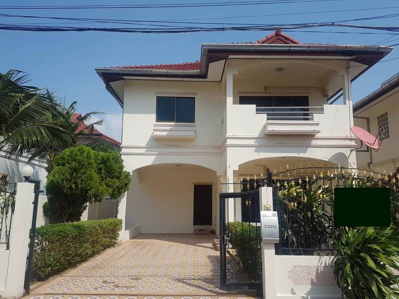 Four bedroom  house for Sale and Rent in Jomtien