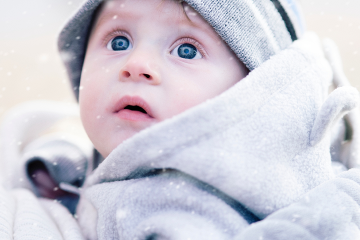 How To Dress Baby To Keep Them Warm In Winter Practiced Mom