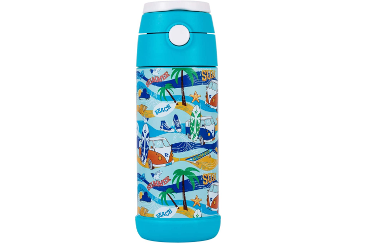 water bottle, kid's water bottle, bottle of water, beach gear, beach accessories, going to the beach with kids, toddler drink, toddler water bottle, toddler gear, toddler lunch, toddler snacks, toddler accessories, beach days, lake days, lake outings, kid's