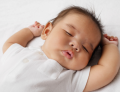 sleeping baby sleep training infant