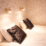 Sovrum på nedre plan - Brostugan i Töreboda