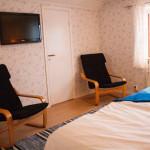 Sovrummet nedre plan - Brostugan i Töreboda