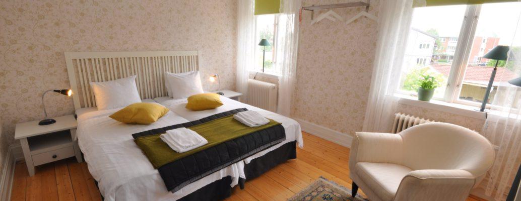 Hotel rum norrqvarn Prästgården Töreboda
