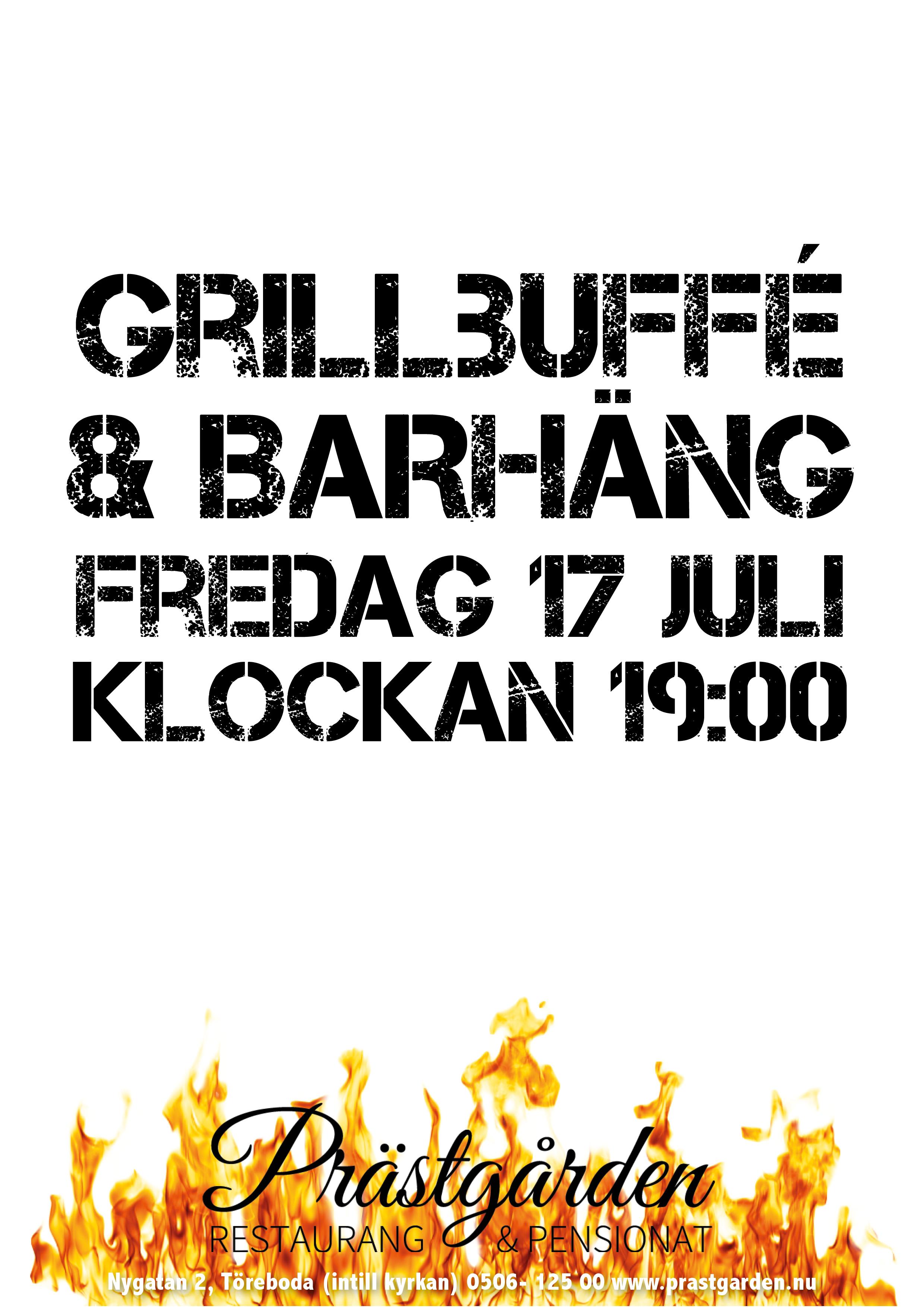 grill 17 juli