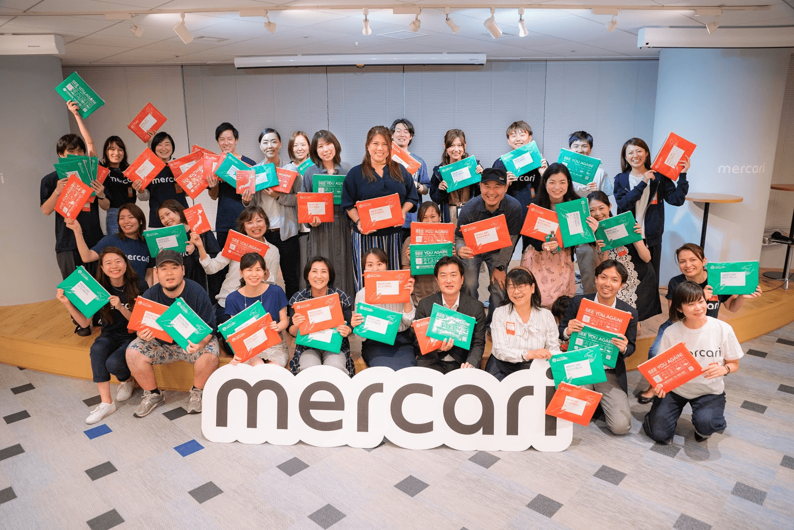 Introducing the Mercari Eco Pack to our users