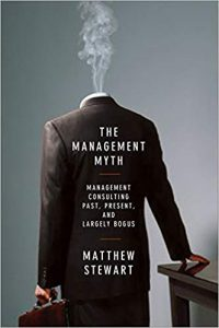 Couverture du livre the Management Myth