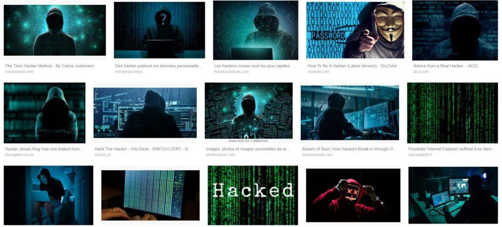 Une entreprise lance un concours photo pour en finir avec les hackers en sweat à capuche