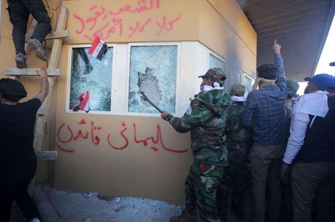 Les Etats Unis ont ils livré l'Irak à l'Iran? – Un si Proche