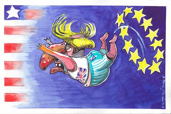 Brexit : Le Royaume-Uni quitte l'Europe