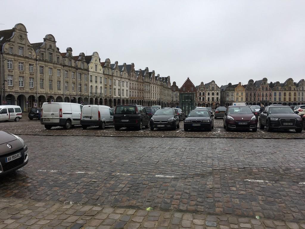 Les résidents Parking Seulement signal de sécurité