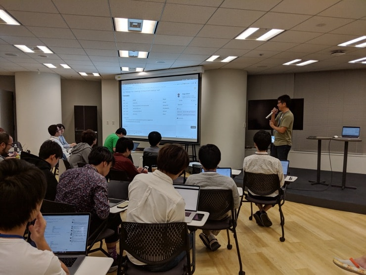 In-house Tech Meetup vol.1 を開催しました