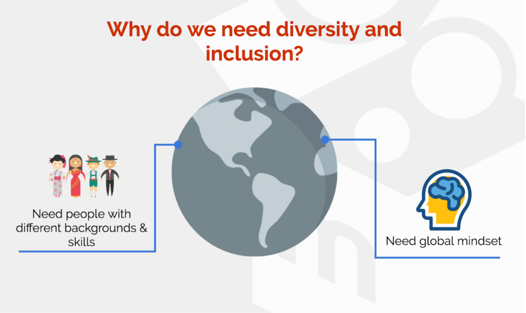 Diversity and Inclusion as part of Mercari culture