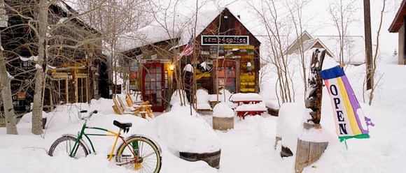 Coffee House in Crested Butte