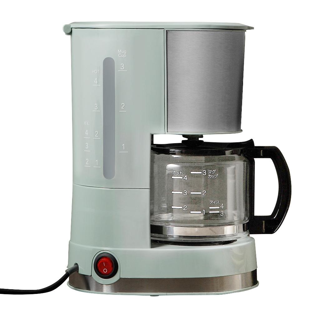 【Vinte家電】ドリップ式コーヒーメーカー SCM-40