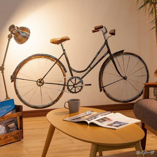 ウォールステッカー 自転車