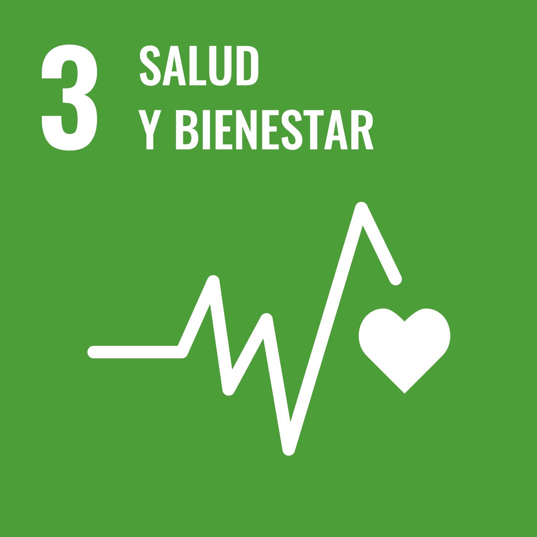 ODS 03 - Salud y bienestar