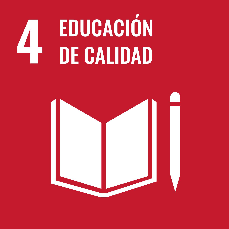 ODS 04 - Educación de calidad