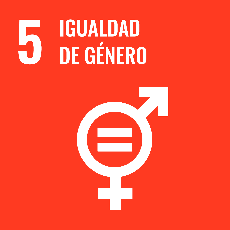 ODS 05 - Igualdad de género