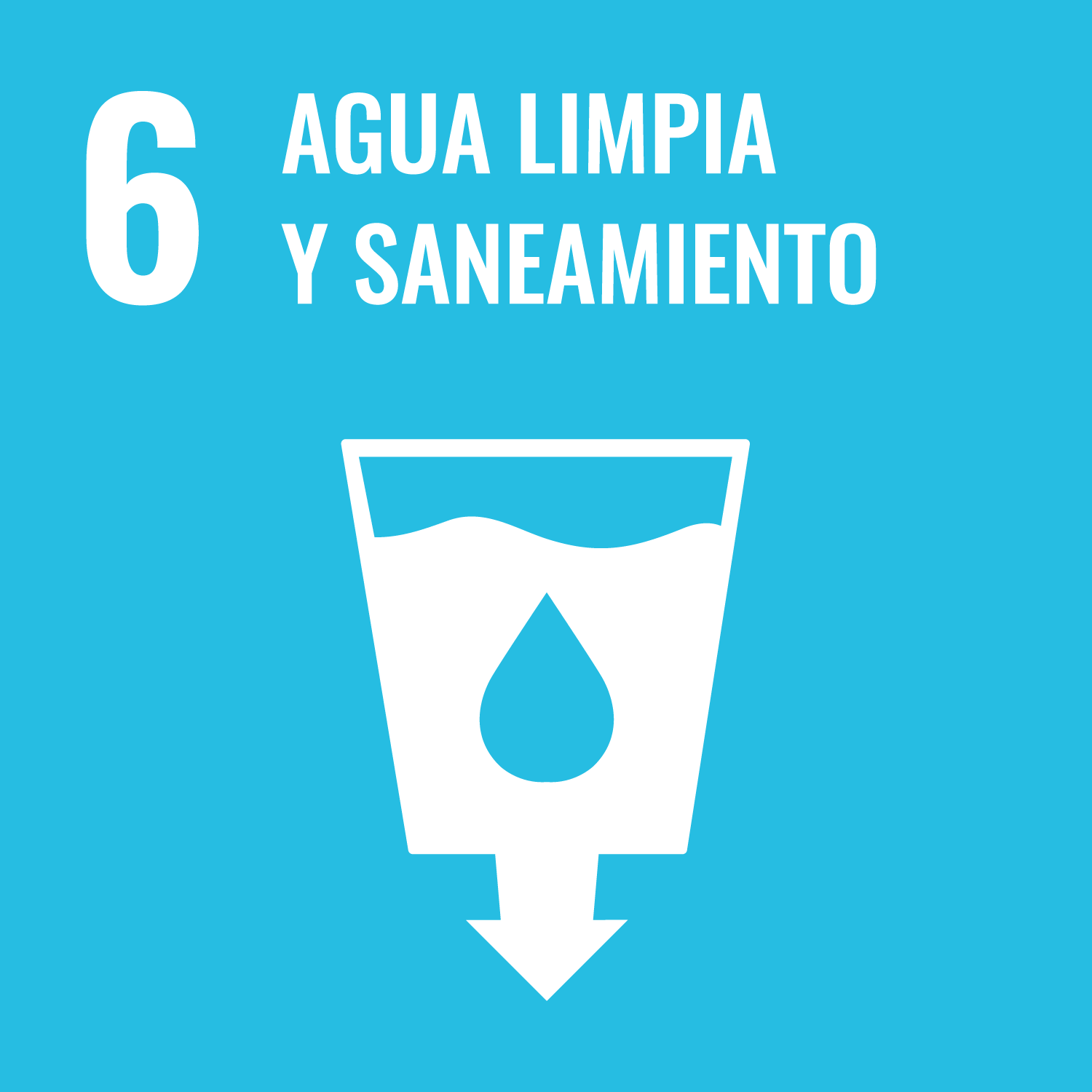 ODS 06 - Agua limpia y saneamiento