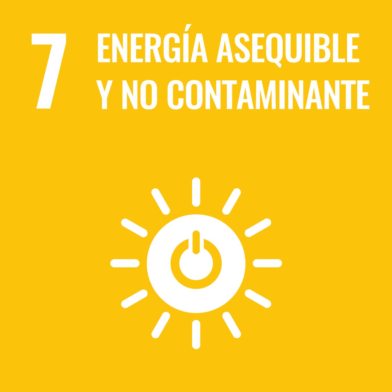 ODS 07 - Energía asequible y no contaminante