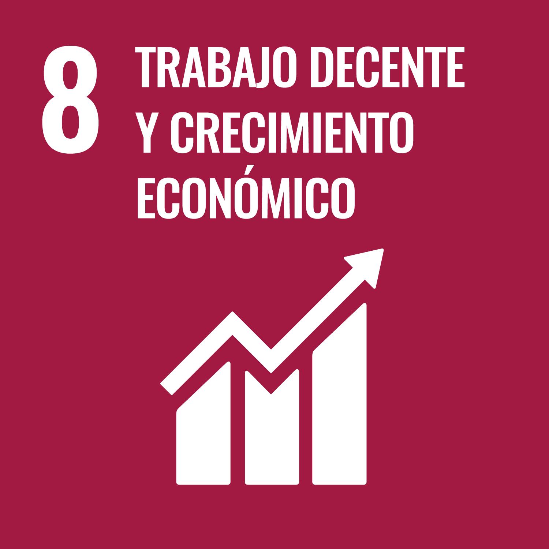ODS 08 - Trabajo decente y crecimiento económico