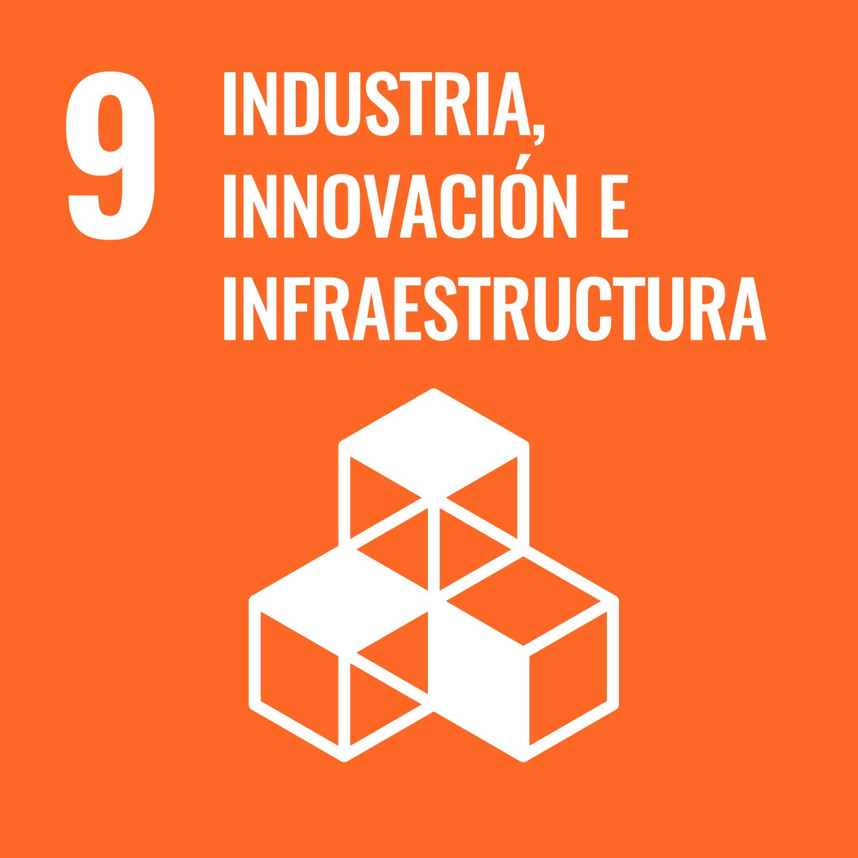 ODS 09 - Industria, innovación e infraestructura