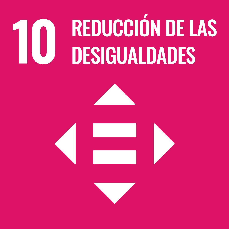 ODS 10 - Reducción de las desigualdades