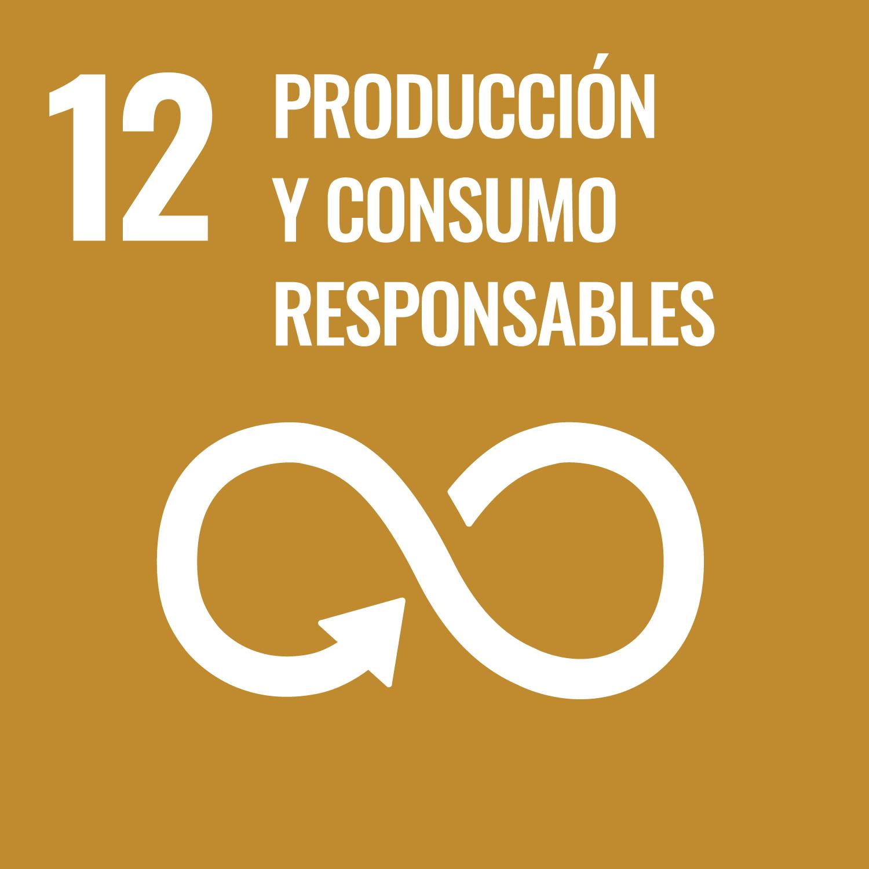 ODS 12 - Producción y consumo responsable