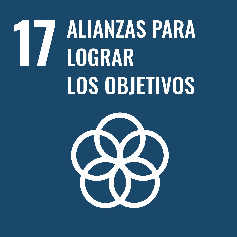 ODS 17 - Alianzas para lograr los objetivos