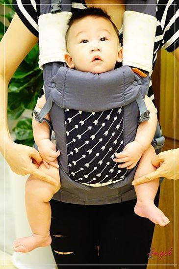安琪Beco雙子星寶寶背巾