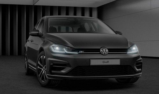 Volkswagen Golf (alle) VII R-LINE 1.4TSI 125 - DSG