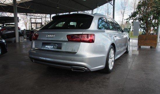 Audi A6 AVANT S-LINE 2.0TDI 190 PK ULTRA S-TRONIC LUCHTVERING !! SUPERPROMO  !!