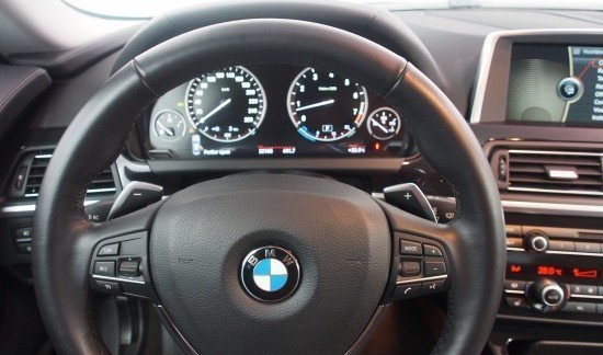 BMW 640 I GRAN COUPE 320 PK NOIR FULL OPTION