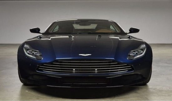 DB11 MIDNIGHT BLEU V8 AMG 510CV MODEL 2019!