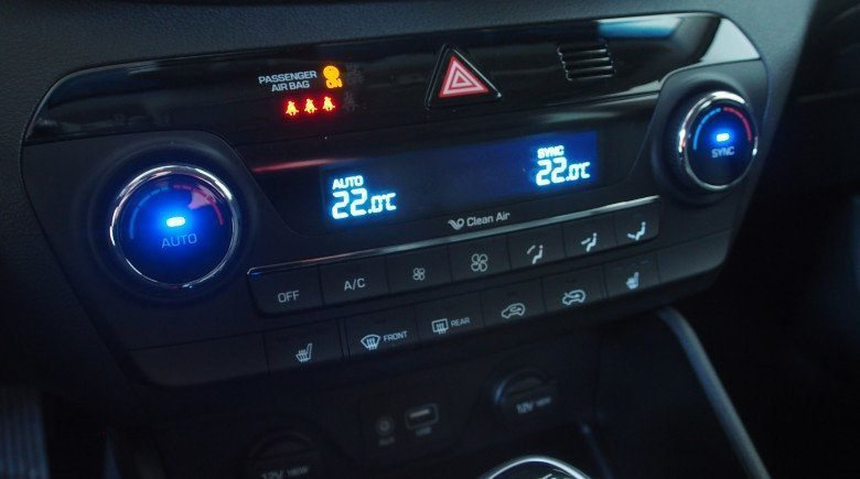 Hyundai Tucson .7 CRDi 115 PK PANORAMA KEYLESS