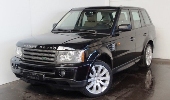 Land Rover Range 127 Sport 2700 CC 190 CV