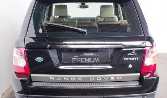 Land Rover Range 127 Sport 2700 CC 190 PK