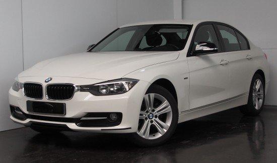 BMW 316 BLANC 2.0 116CV