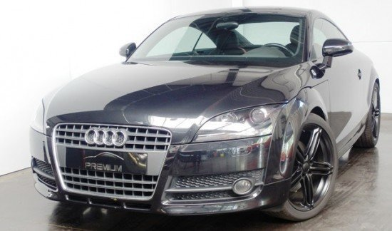 Audi TT 2.0 COUPE BENZINE 200 CV