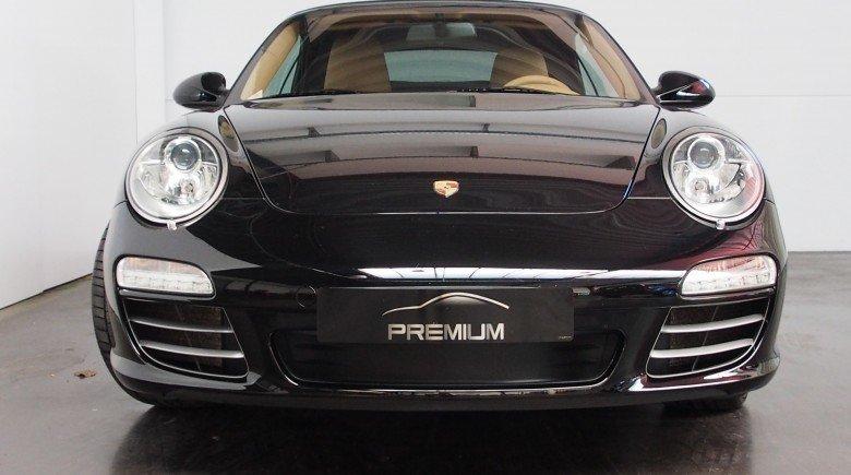 Porsche 997 911 CARERRA 4S CABRIO PDK BLACK 385PK 4WD