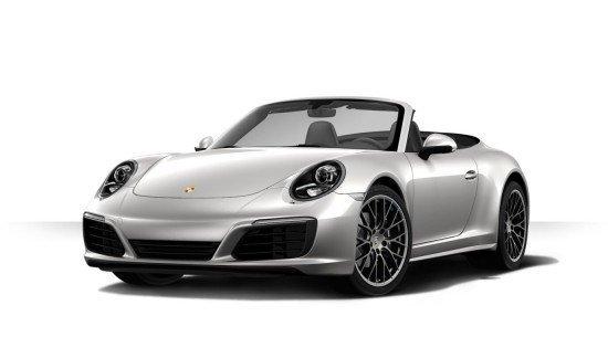 Porsche 911 CARRERA 4 PDK JANTES SPYDER CUIR PLEIN