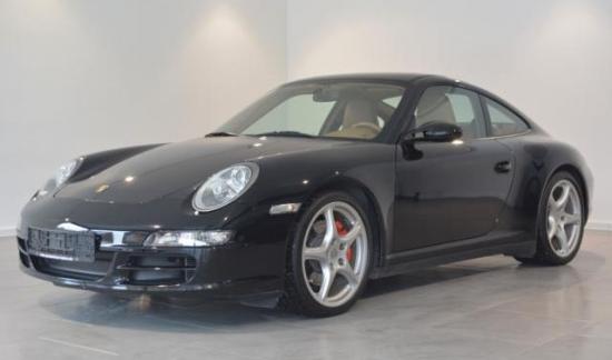 Porsche 997 CARRERA 3.8 BENZINE 355 PK 4S