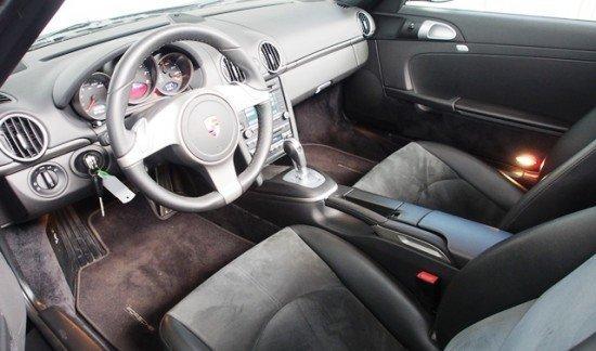 Porsche Boxster CABRIO 987 2.9 PDK SUBLIEME STAAT