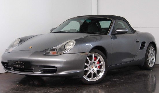 Porsche Boxster S RIGHT HAND DRIVE IN VERY GOOD CONDITION