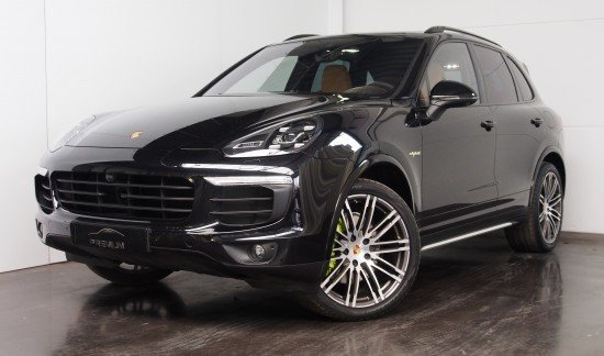 Porsche Cayenne E HYBRID PLATINUM EDITION DEL CUIRE NATURE BICOLOR FULL OPTION