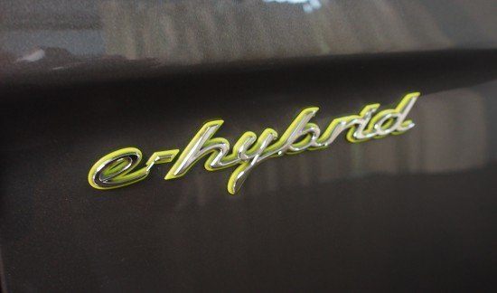 Porsche Panamera E HYBRID AGAATGRIJS 2013 VOLLEDER BEIGE FULL OPTION