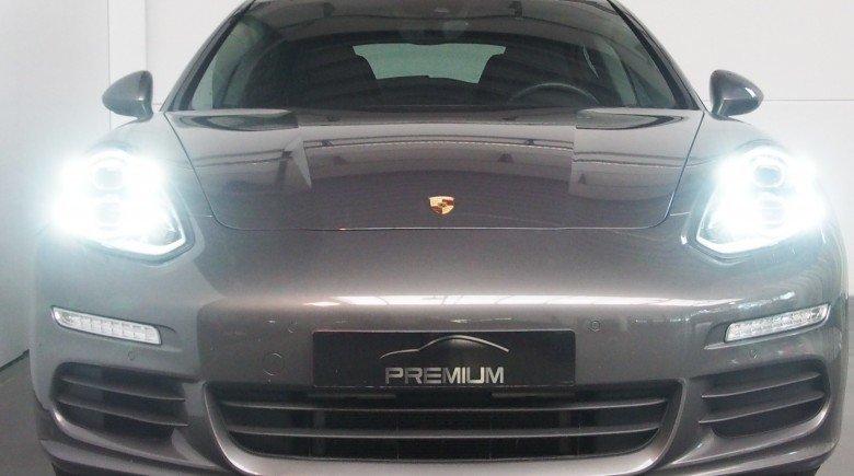 Porsche Panamera S E HYBRID LED 20INCH TURBOVELGEN PANODAK SOFTCLOSE