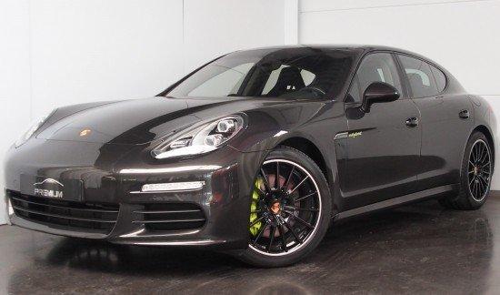 Porsche Panamera S E HYBRID LED SPORTZETELS(18W) PANO CHRONOPACK THERMISCHE RUITEN